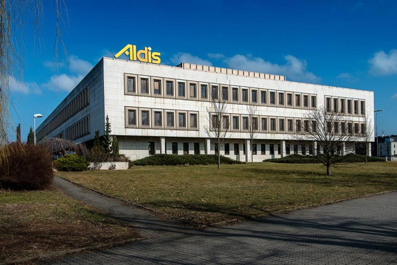 picture Kongresové centrum ALDIS