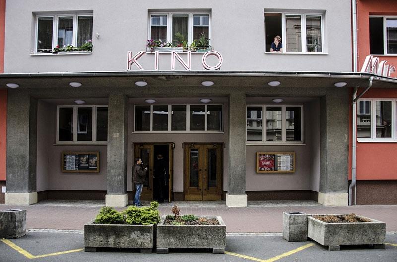 picture Kino Mír, Kolářská 5, Opava