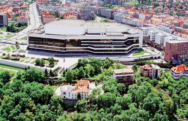 picture Kongresové centrum Praha, Kongresový sál