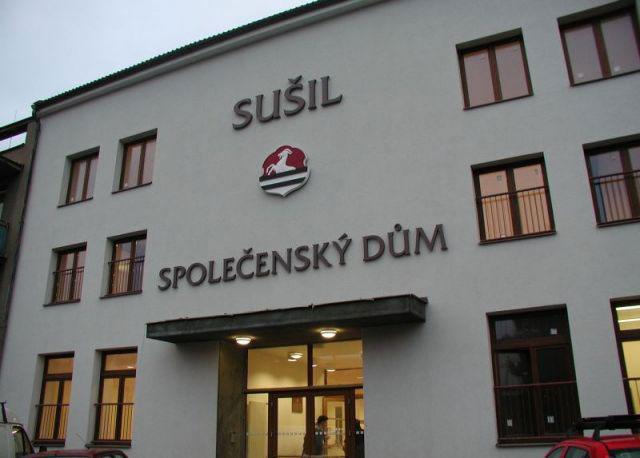 picture Společenský dům Sušil, Bystřice pod Hostýnem