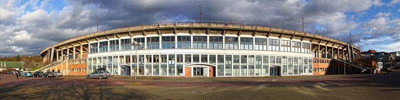 picture Fotbalový stadion za Lužánkami