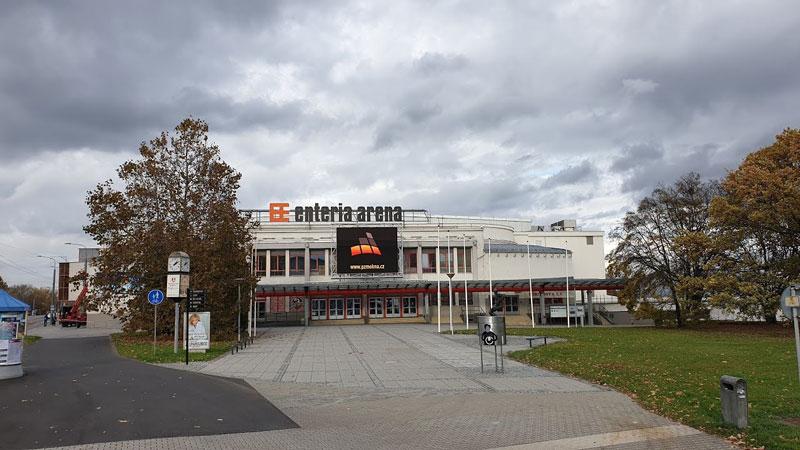 picture enteria arena, Sukova tř. 1735, Pardubice