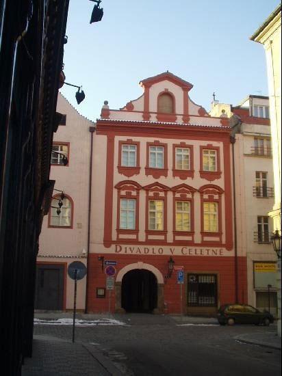 picture Divadlo v Celetné, Celetná 595/17, Praha 1