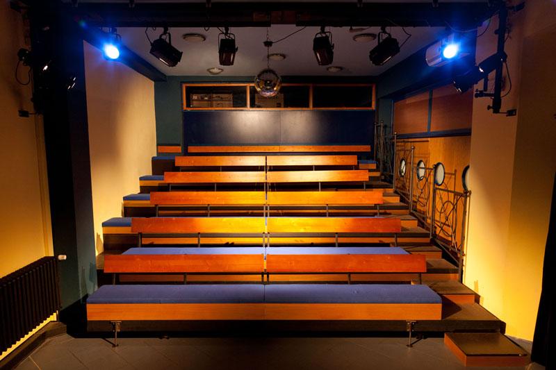 picture Divadlo Gong, Sokolovská 969, Praha - Libeň