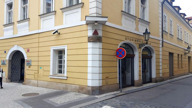 picture Studio DVA – Malá scéna, Na Perštýně 6, Praha 1