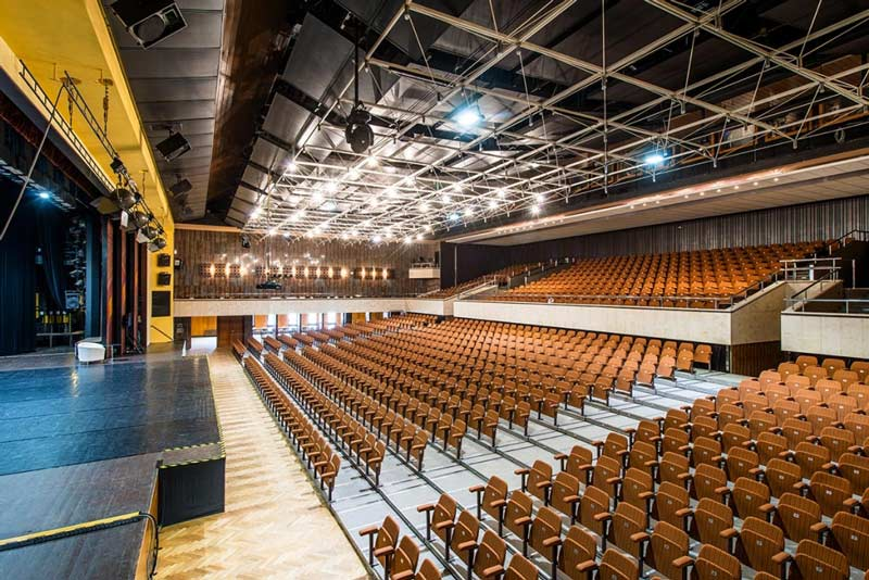 picture Kongresové centrum ALDIS – Velký sál