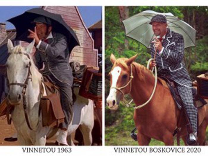picture Westernové městečko Boskovice