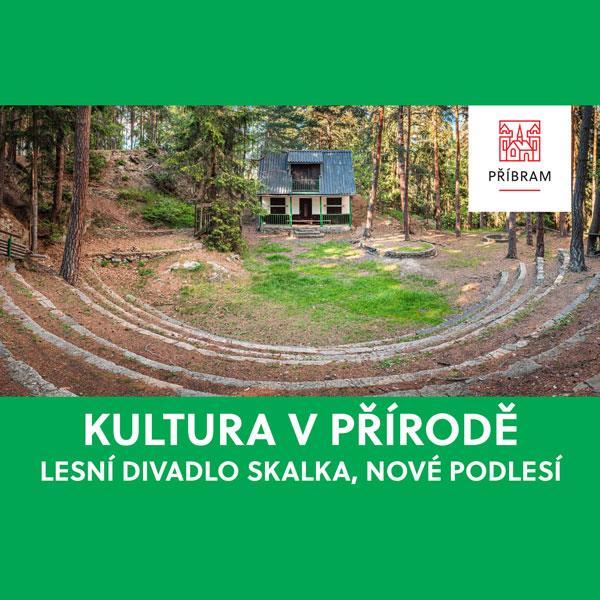Lesní divadlo Skalka, Nové Podlesí