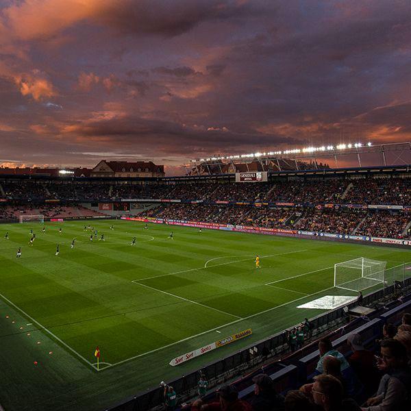 LETNÁ STADIUM PRAGUE