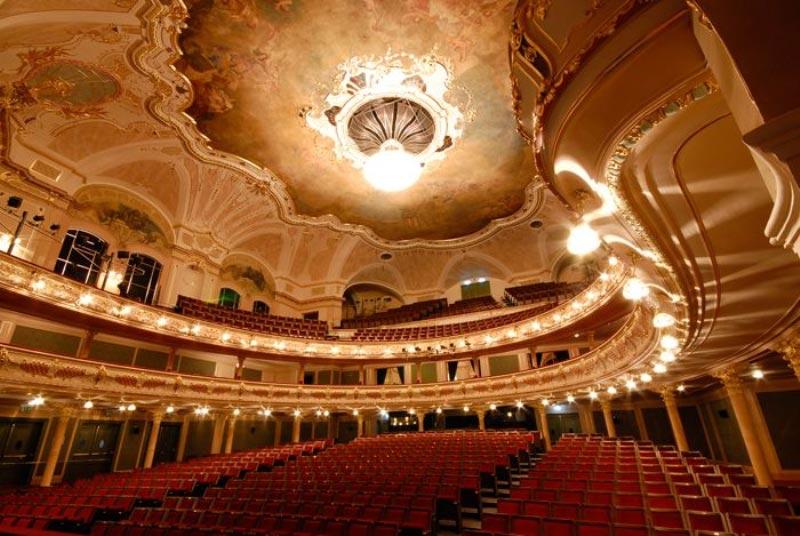 picture Hudební divadlo Karlín, Křižíkova 10, Praha 8