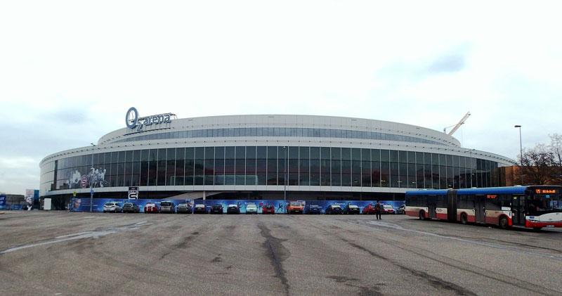 picture O2 arena