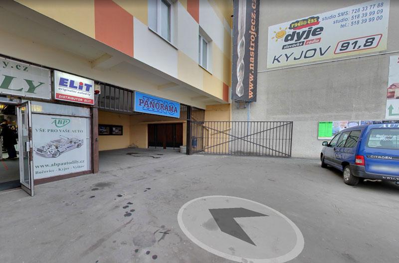 picture Kino Panorama, Svatoborská 671, Kyjov