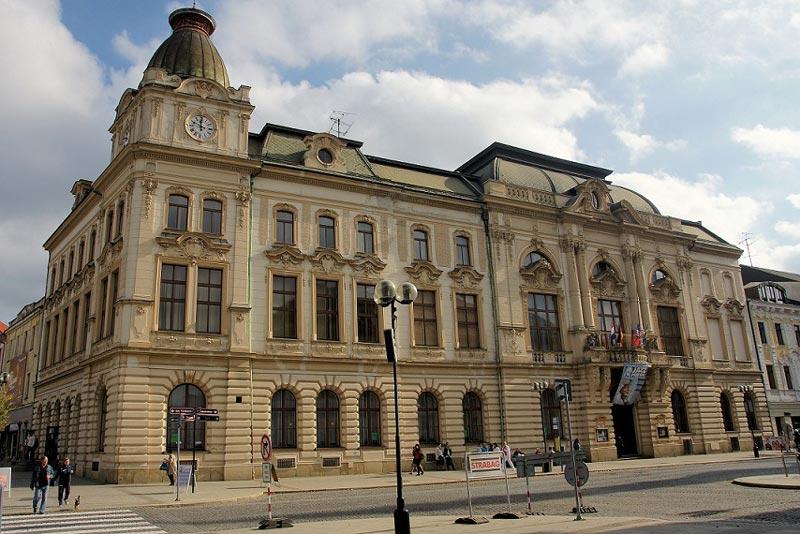 picture Městský Dům Přerov – sál, Kratochvílova 1