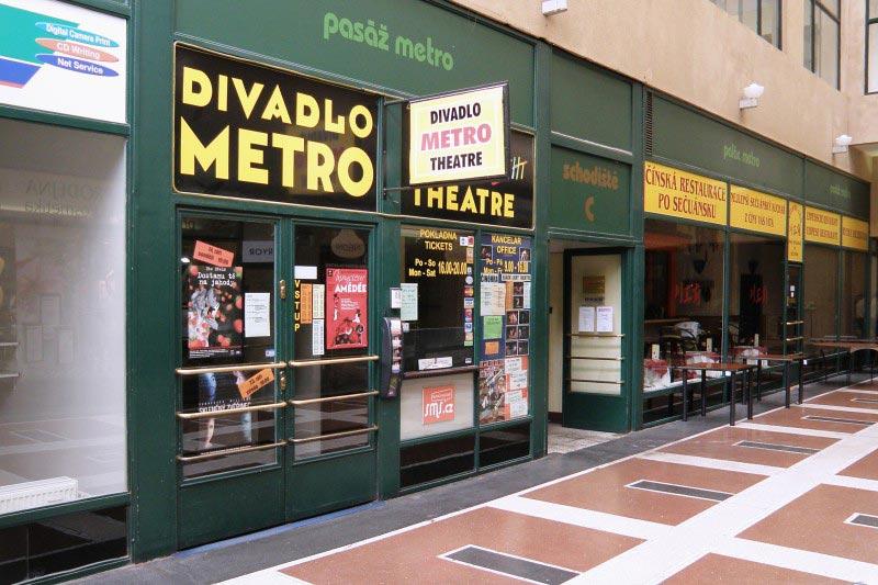 picture Divadlo Metro, Národní 25, Praha 1