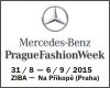 Mercedes-Benz Prague Fashion Week 2015 - Září