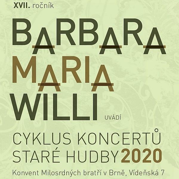 Barbara Maria Willi uvádí...