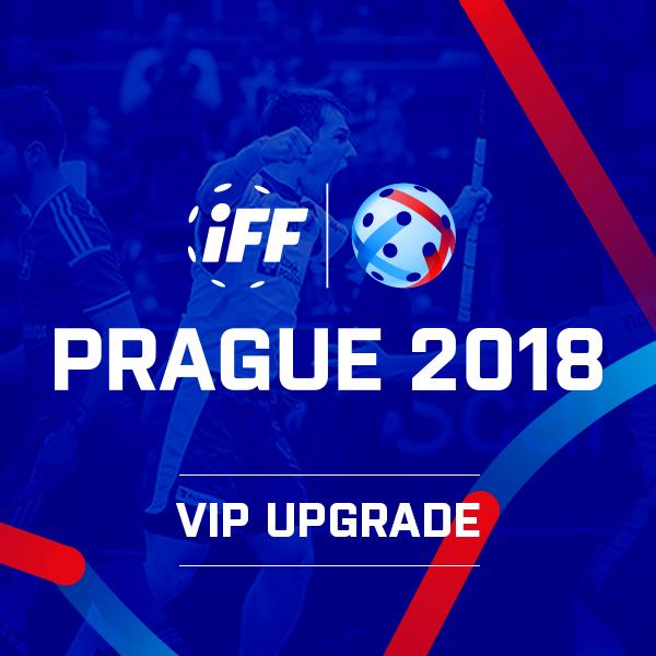 Mistrovství světa ve florbale 2018 - VIP upgrade