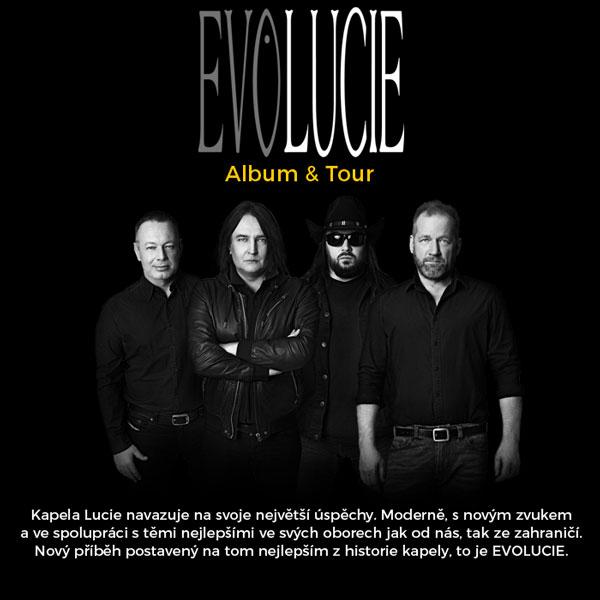 EVOLUCIE Album & Tour 2018