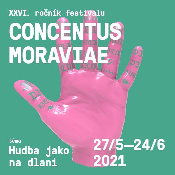 CONCENTUS MORAVIAE 2021
