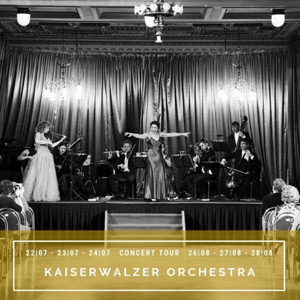 Wiener KaiserWalzer Orchester