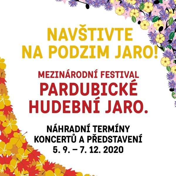 Pardubické hudební jaro 2020