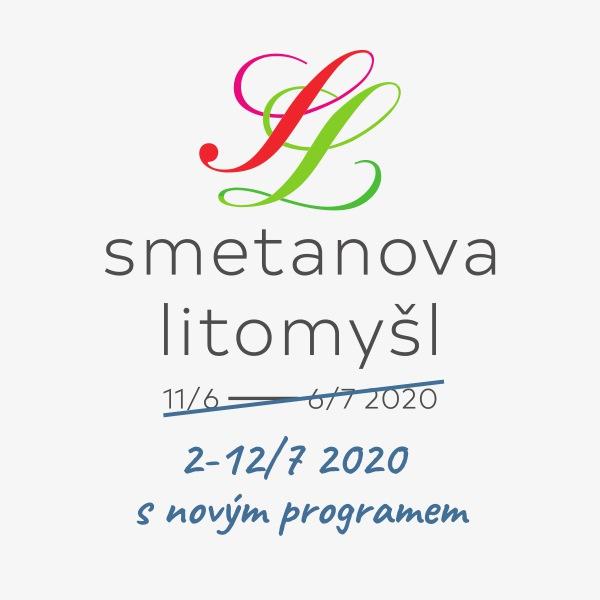 SMETANOVA LITOMYŠL 2020 NOVÝ PROGRAM!