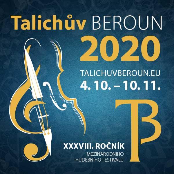 Talichův Beroun 2020