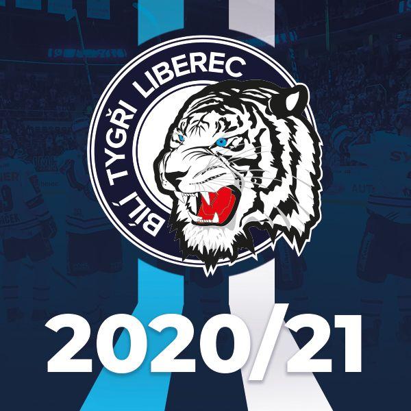 Bílí Tygři Liberec - Permanentka 2020/2021