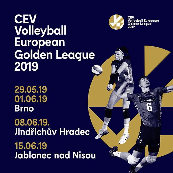 2019 CEV Volleyball Golden European League