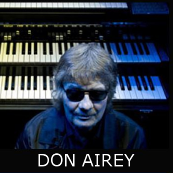 DON AIREY (Deep Purple) performs COLLOSEUM II (GB)