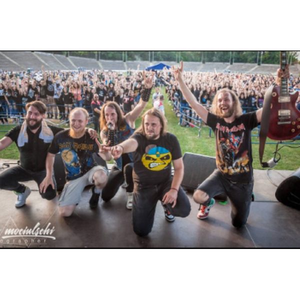IRON MAIDEN Tribute Band - Blood Brothers (UA)