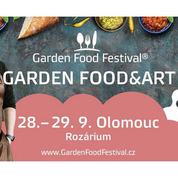 Garden Food Festival 2019 Olomouc