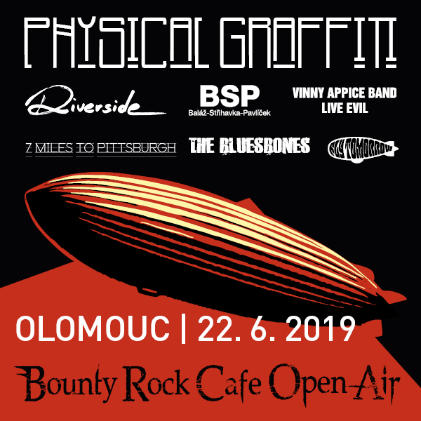 Bounty Rock Cafe Open Air 2019