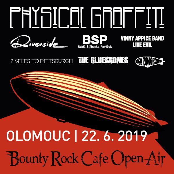 Bounty Rock Cafe Open Air 2019