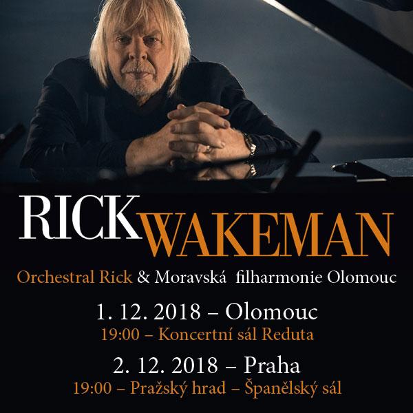 Rick Wakeman s Moravskou filharmonií