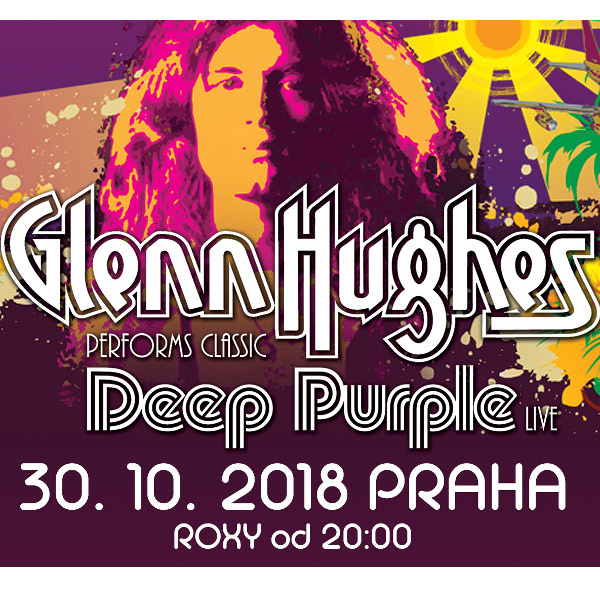 Glenn Hughes Performs Classic Deep Purple Live