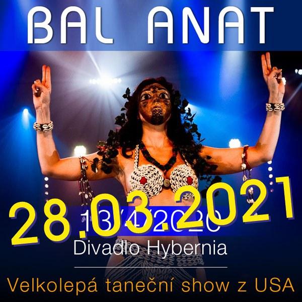 BAL ANAT, velkolepá taneční show z USA