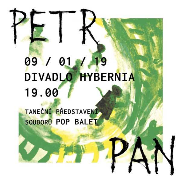 Pop Balet: PETR PAN