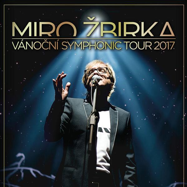 MIRO ŽBIRKA - VÁNOČNÍ SYMPHONIC TOUR 2017