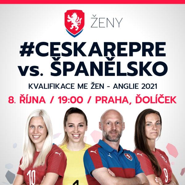 ČR - Španělsko