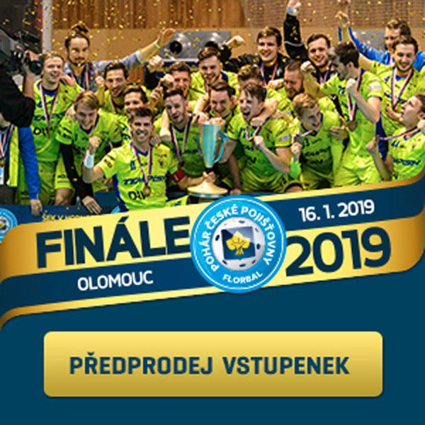 Finále 2019 Poháru České pojišťovny