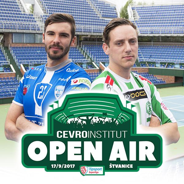 CEVRO Institut Open Air: Bohemians vs. Chodov
