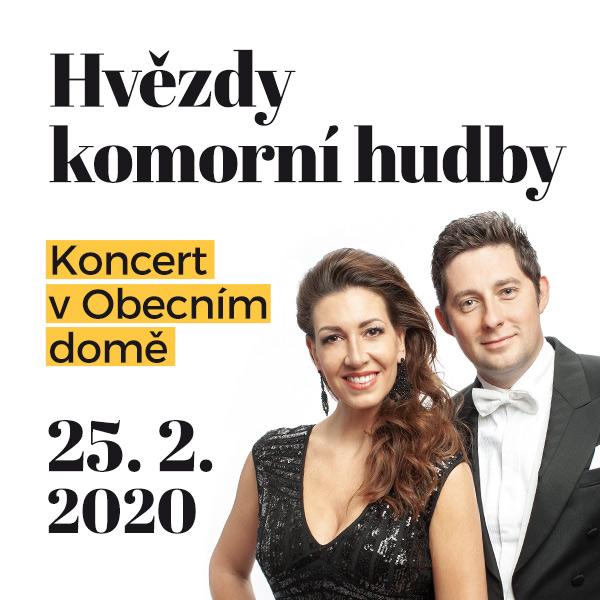 Hvězdy komorní hudby se Štěpánkou Pučálkovou