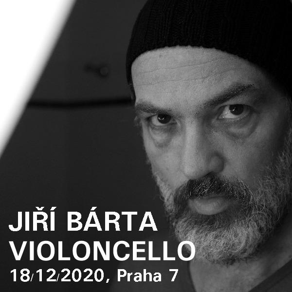 JIŘÍ BÁRTA - VIOLONCELLO