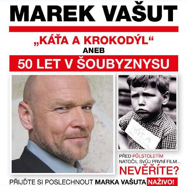 Marek Vašut: KÁŤA A KROKODÝL