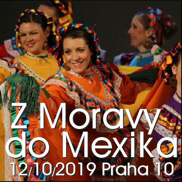Z MORAVY DO MEXIKA, soubory Dvorana a Valášek