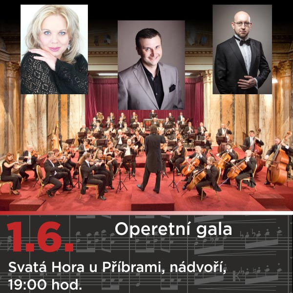 OPERETA GALA – KONCERT OPEN AIR
