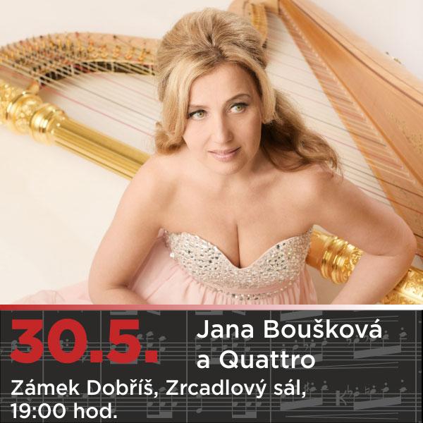 Jana Boušková a Quattro