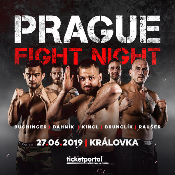 Prague Fight Night
