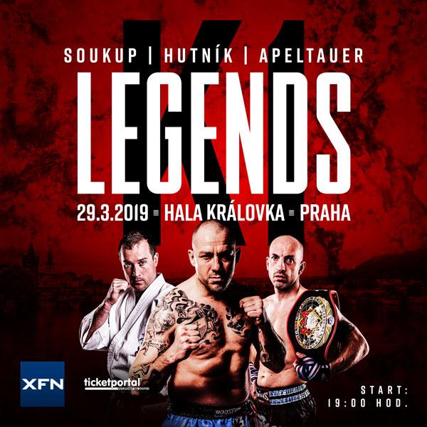 XFN: Legends